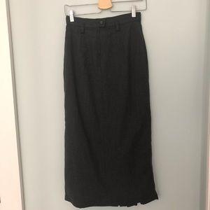 Vintage Wool Maxmara Weekend Skirt